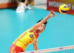 女排世錦賽:朱婷再得16分 中國勝土耳其迎兩連勝
