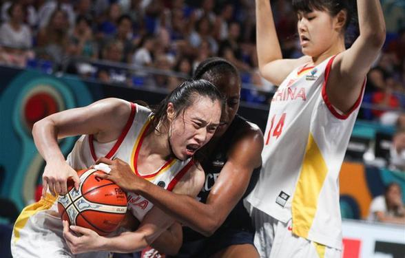 不敵法國,中國女籃獲世界杯第六