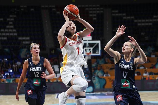 女籃世界杯綜述:美國漸露崢嶸,中國收獲希望