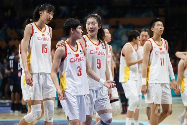 女籃世界杯中國隊打出精氣神 收獲成長和希望