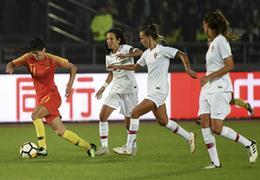 国际足联:致力将女足球员数量翻倍