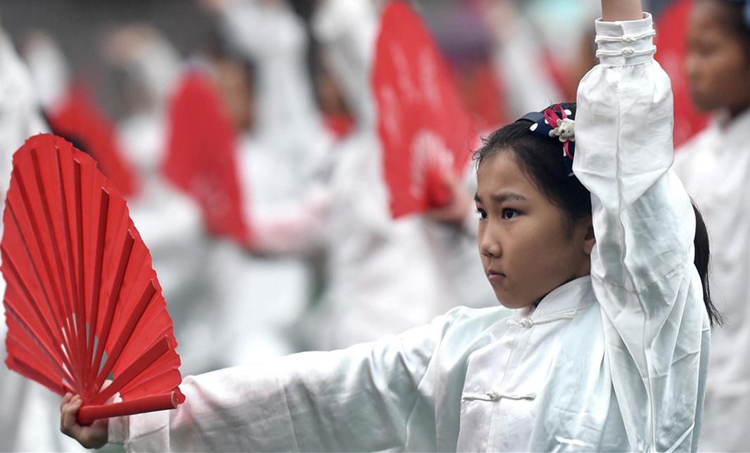 綜述:健康中國在路上,全民健身正當時