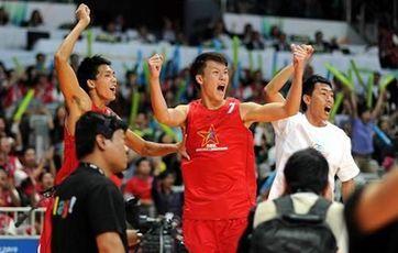 """中國三人籃球擂臺賽暨""""我要上奧運""""選拔賽全面升級"""
