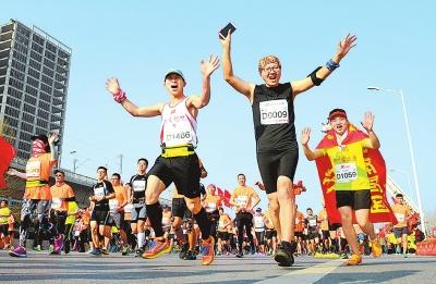 鄭州:為什麼要辦一場專屬的城市馬拉松