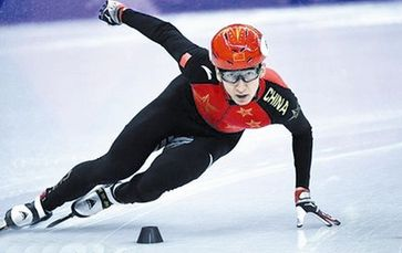 短道速滑世界杯武大靖500米稱雄