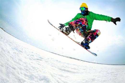 中國單板滑雪集訓隊奧地利啟動海外選材