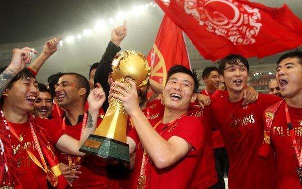 砥礪前行,冠軍之路——寫在上海上港聯賽奪冠之際