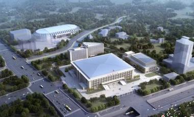 北京冬奧會建設項目首都體育館場館群全面開工