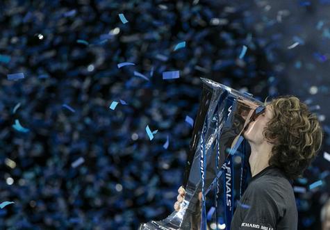 焦科維奇獲得ATP年終世界第一,亞·茲維列夫升至第四