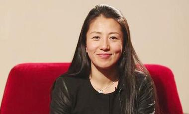 楊揚作為國際滑聯技術代表考察冬奧場館