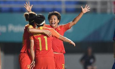中國女足將出徵東亞杯預選賽