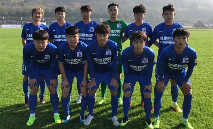 中國足協U23聯賽拉開戰幕
