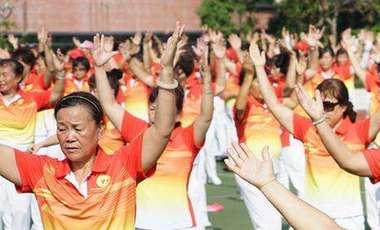 丹東推進全民健身促進對外交流