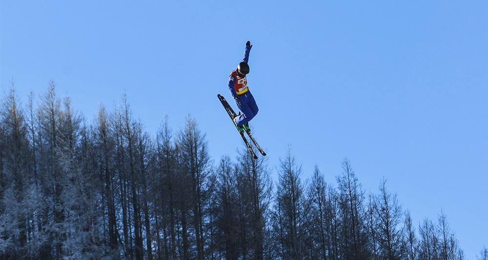 自由式滑雪――空中的舞者