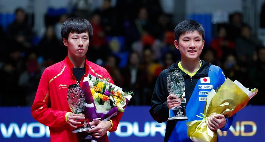 國乒交出年終答卷,日本將成東京奧運最大對手
