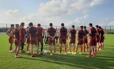 國足備戰亞洲杯25人集訓名單出爐