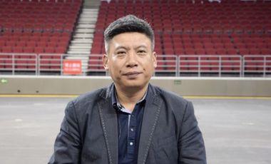 體育産業高端訪談|靳飛:全國場館運營能盈利的只是個位數