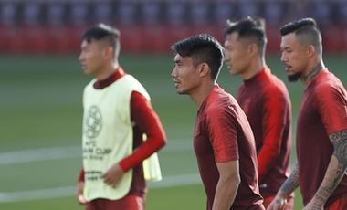 鄭智將出戰對陣菲律賓 期待國足兩連勝