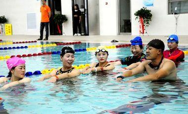 學校體育|創新體教結合 臨澤縣全面普及中小學遊泳課程
