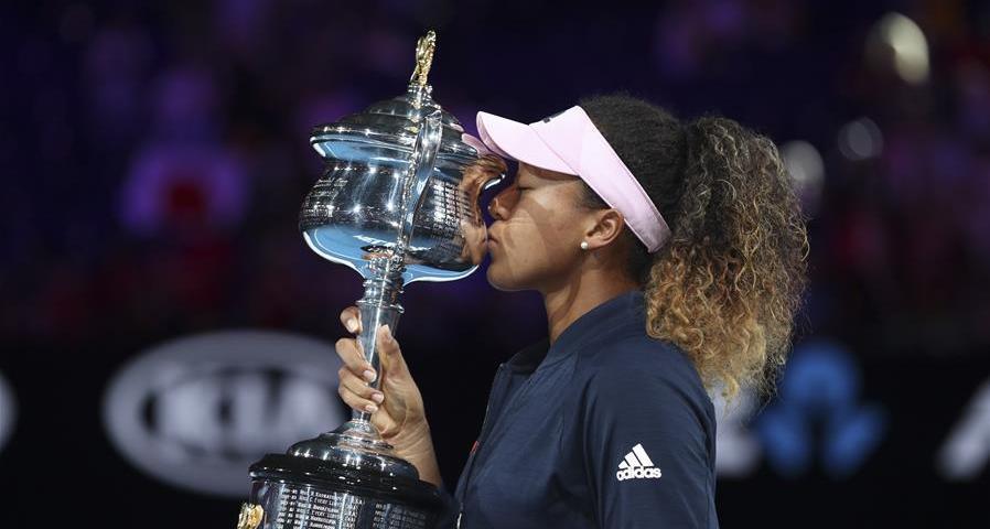 連拿兩個大滿貫!大坂直美首奪澳網冠軍並將成為世界第一