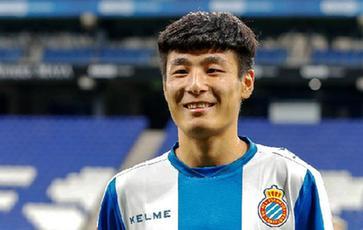 武磊亮相西班牙人:希望讓世界看到中國球員能在五大聯賽立足