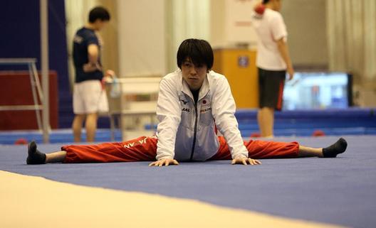 繆仲一談日本體操來華合訓:體育的魅力不僅在輸贏,體育的輸贏不僅在技術