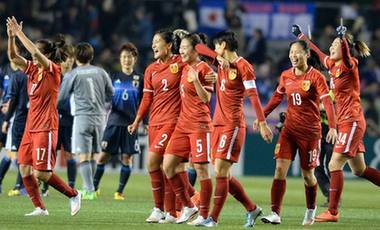 国际足联文章称赞中国女足发展获得新动力