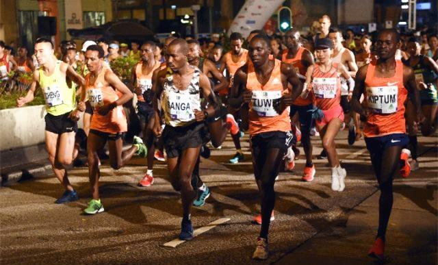 一起,我們跑更遠——渣打馬拉松點燃香港運動熱情