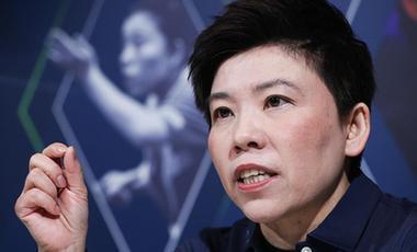 乒乓球需提高商業化程度——專訪勞倫斯世界體育學會成員鄧亞萍