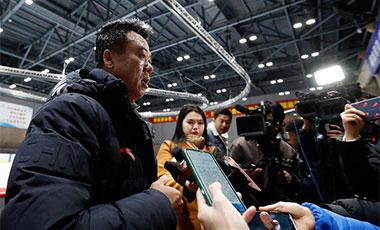 中國花滑隊舉行備戰世錦賽公開課 趙宏博坦言隋/韓不在最佳狀態