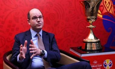 對男籃世界杯充滿信心 願與姚明一道推動中國籃球發展 ——專訪國際籃聯秘書長