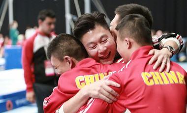 奉献爱心 收获笑容――世界特奥会上的中国志愿者们