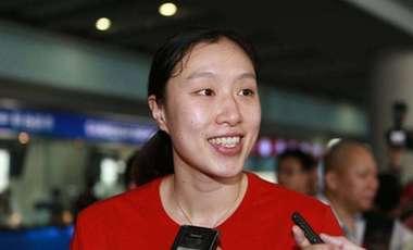 著眼于接下來的每一步——專訪中國女籃隊員邵婷