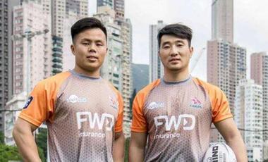 從香港眺望東京——專訪中國七人制橄欖球國家隊隊員馬衝、劉俊奎