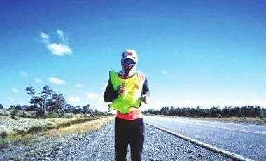 從南極到北極,他跑著去!——中國跑者白斌用雙腳丈量地球