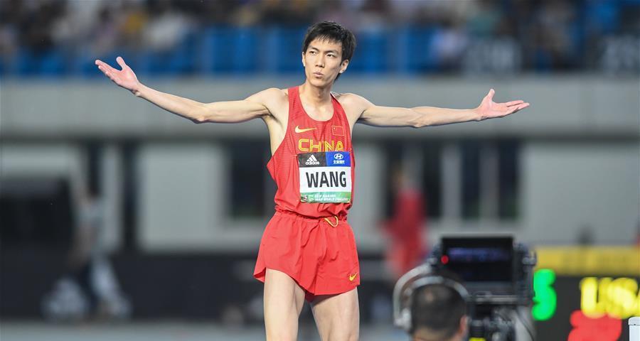 国际田联世界挑战赛(南京站):王宇获男子跳高冠军