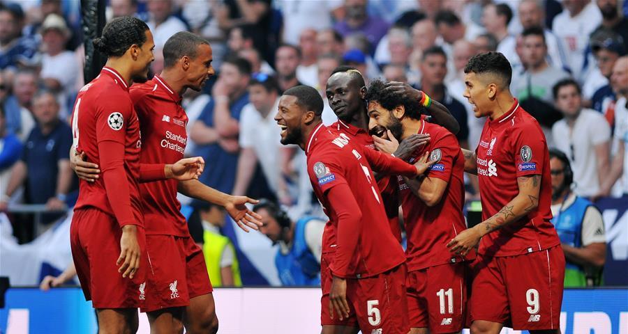 歐冠:利物浦奪冠