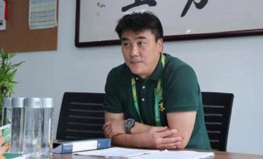 從中超追趕者變有力競爭者——專訪北京中赫國安足球俱樂部總經理李明