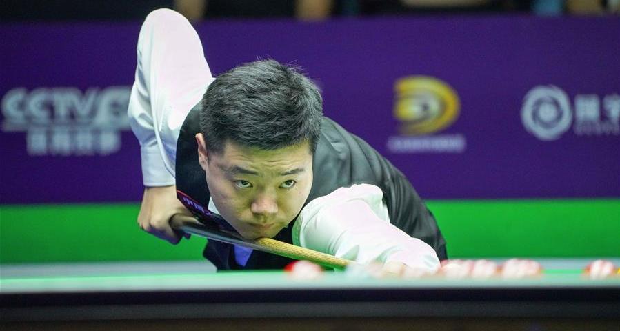 斯诺克国际锦标赛:丁俊晖晋级八强