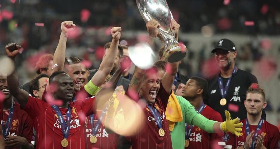 欧洲超级杯:利物浦点球战胜切尔西夺冠