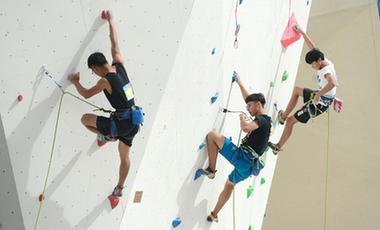 亞洲少年攀岩錦標賽落幕 中國隊收獲10金