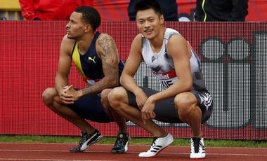 國際田聯鑽石聯賽伯明翰站謝震業百米第八 王宇謝文駿獲得銅牌