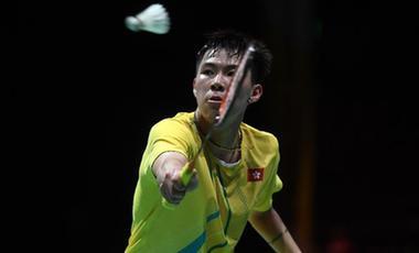 羽毛球世錦賽:中國隊男單四進三 林丹諶龍無意外