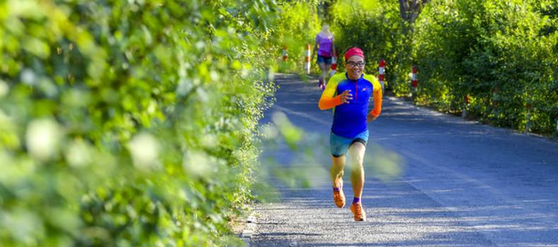 全民健身·樂享生活——奔跑在新疆