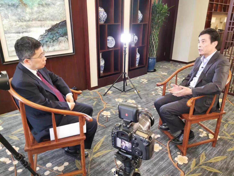 中國足球改革發展要遵循足球發展規律——專訪新任中國足協主席陳戌源