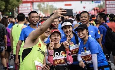 沈馬城市觀察:如何讓馬拉松成為城市新名片?