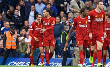 英超:利物浦客場勝切爾西