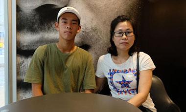 去五大聯賽踢球是我的目標——專訪中國U15男足隊長何小珂