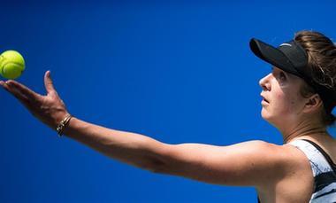 武漢公開賽:斯維托麗娜晉級八強