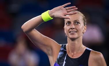 武漢公開賽:科維托娃晉級八強